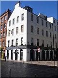 NS5965 : Glasgow buildings [66] by Michael Dibb