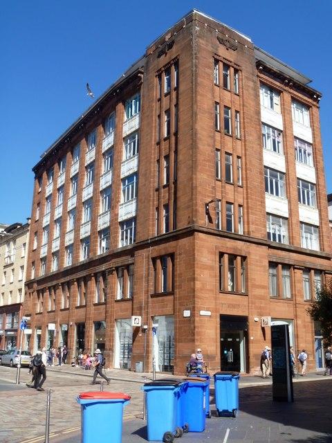 Glasgow buildings [72]