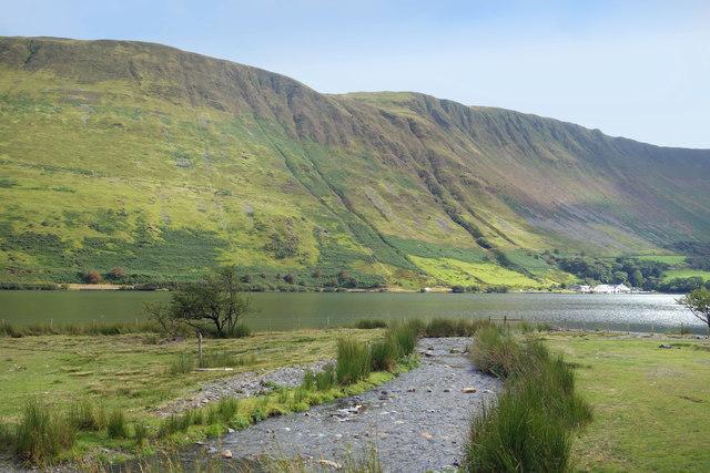 Mynydd Rugog from Pentre Farm