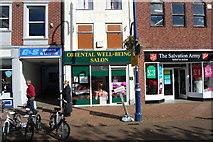 SZ6299 : High Street, Gosport (41) by Barry Shimmon