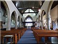 TQ8833 : Inside St Mildred's by Gerald England