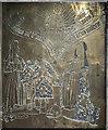 ST5972 : Mede brass, St Mary Redcliffe church, Bristol by Julian P Guffogg