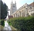 TQ8833 : Parish Church of St Mildred, Tenterden by Gerald England
