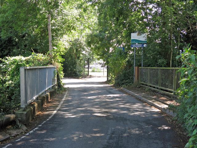 Drayton Ford Bridge on Springwell Lane (3)