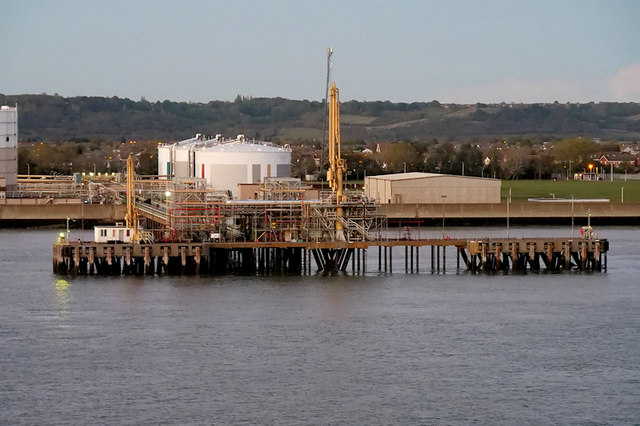 Calor Gas Jetty, Canvey Island