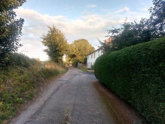 Kennels Road, Brightwell