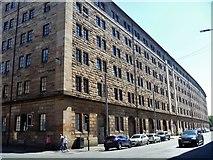 NS5964 : Glasgow buildings [78] by Michael Dibb