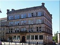NS5964 : Glasgow buildings [86] by Michael Dibb