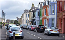 NS3321 : Queen's Terrace, Ayr, South Ayrshire by Mark S
