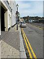 TR3141 : Lampposts, Snargate Street by John Baker
