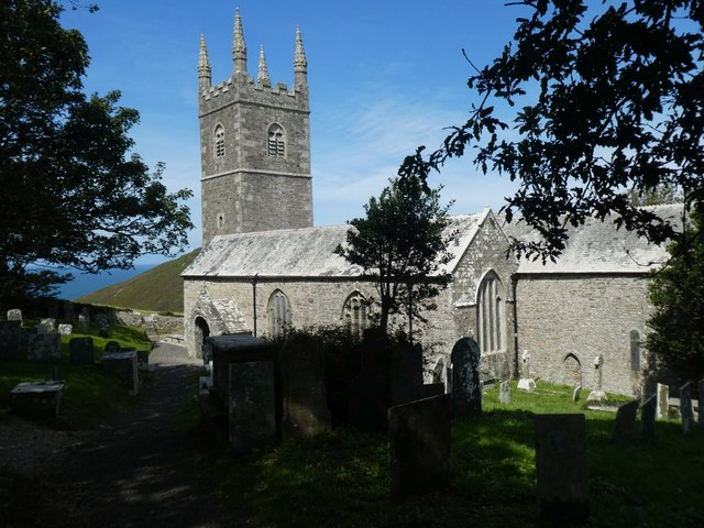 Church of Sts Morwenna and John the Baptist, Morwenstow