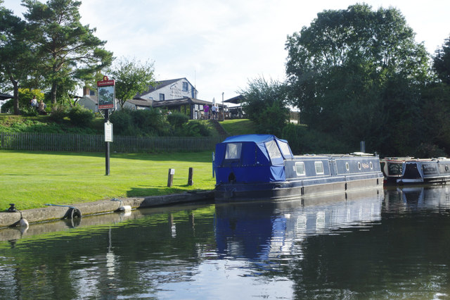 Grand Union Canal, Stowehill