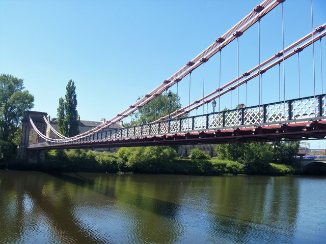 Glasgow bridges [17]