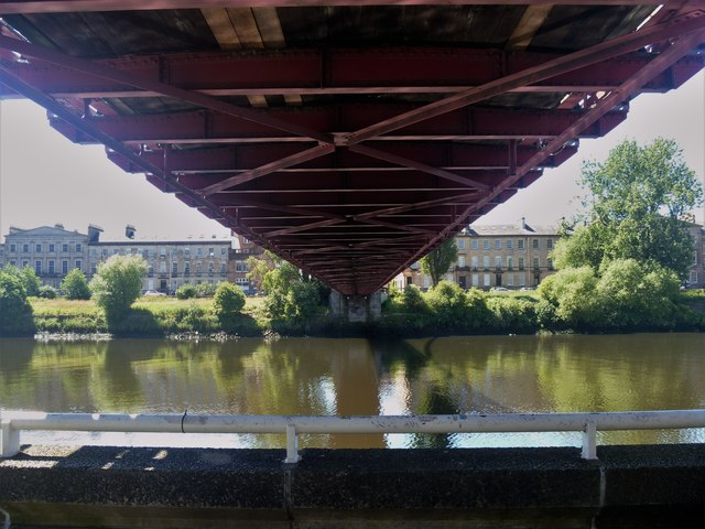 Glasgow bridges [18]