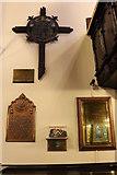 NS3321 : Memorials, Ayr Auld Kirk by Billy McCrorie