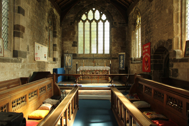 St.Edith's chancel