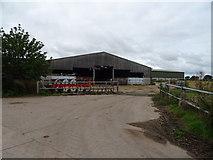 SJ8931 : North Pirehill Farm by JThomas