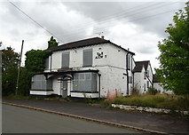SJ8730 : The Railway public house at Norton Bridge by JThomas