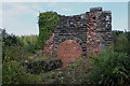 SO6516 : Fairplay Ironstone Mine - engine house remains by Chris Allen