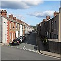 SD1780 : Albert Street, Millom by Jonathan Billinger
