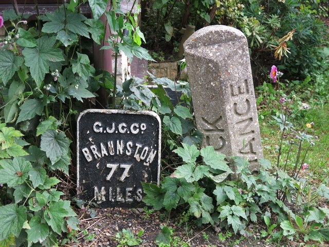 Milestone at Riverside Cottages
