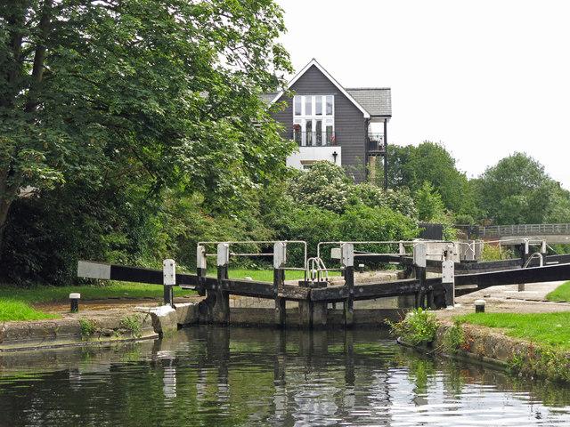 Copper Mill Lock