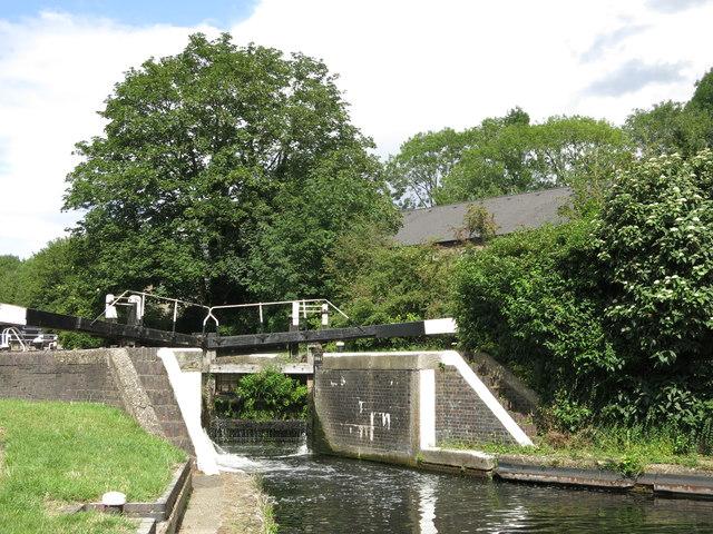 Copper Mill Lock (2)