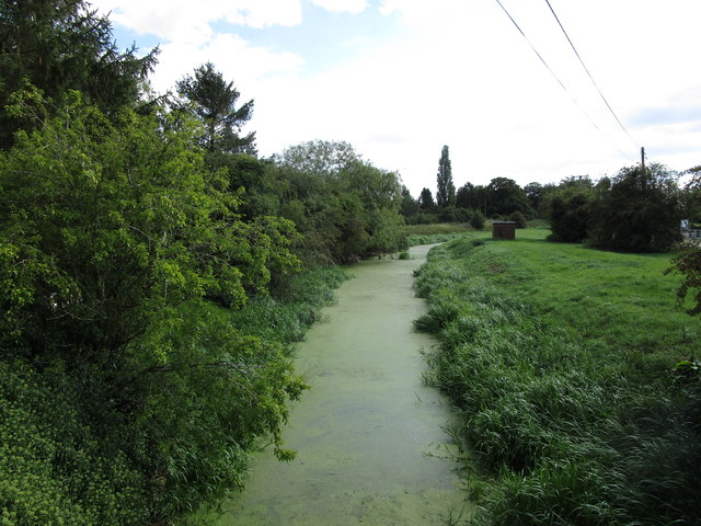 West Fen Catchwater Drain