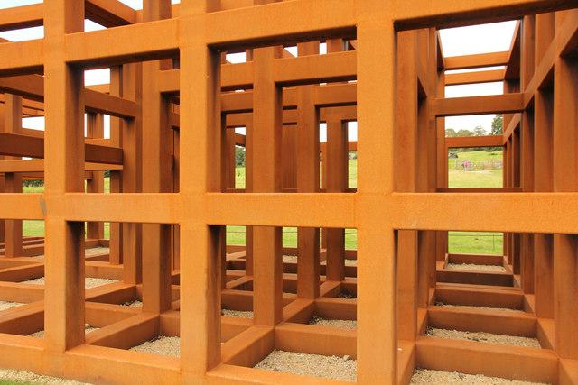Crate of Air, detail