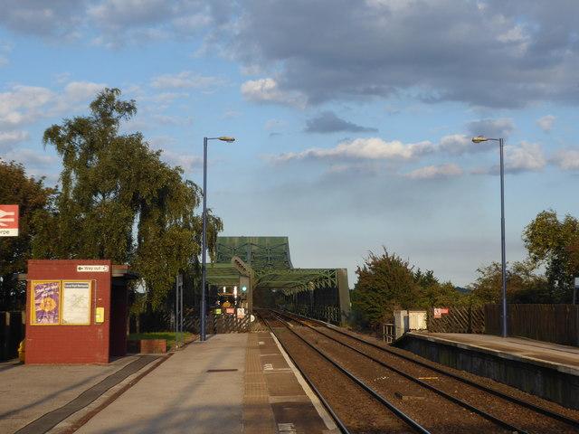 Althorpe station