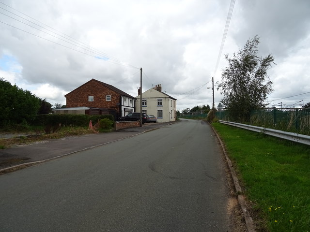 Station Road, Norton Bridge
