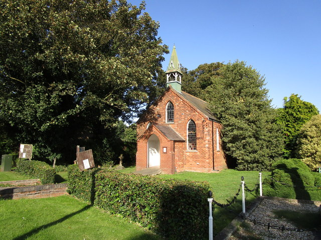 St. Jude's church, New Leake
