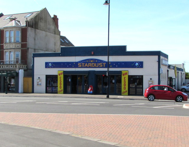 Stardust, Paget Road, Barry Island