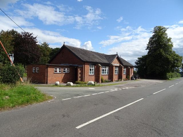 Broughton Parish Room