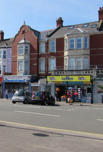 The Beach Hut, Paget Road, Barry Island