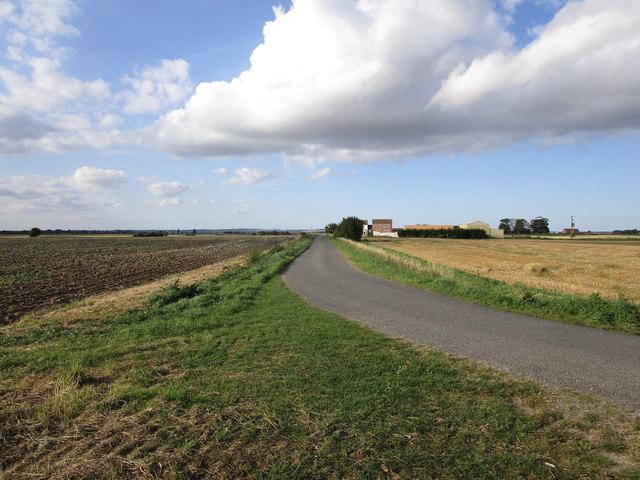 East Fen Lane