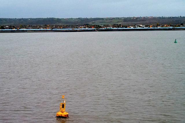 River Thames, Sea Reach Buoys