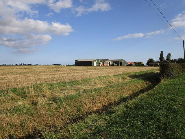 Poplar Farm, Stickney