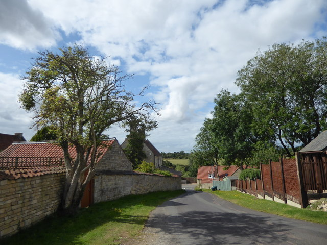 Back Lane, Colsterworth