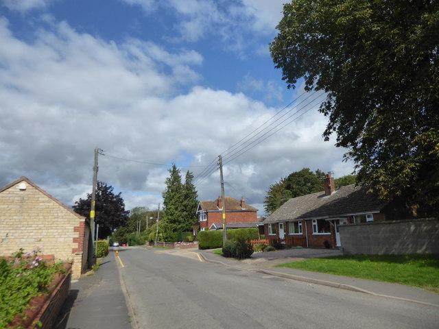 Back Lane, Colsterworth
