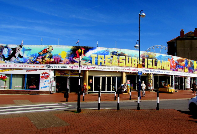 Treasure Island, Barry Island