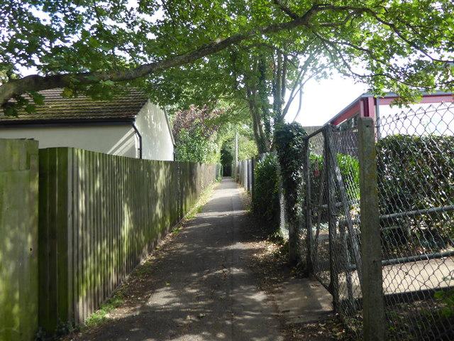Footpath at Colsterworth