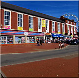 ST1166 : Hyper Value, Barry Island by Jaggery