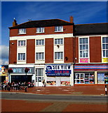 ST1166 : Sea View Fish Bar, Barry Island by Jaggery