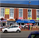 ST1166 : Romy's Cafe, Barry Island by Jaggery