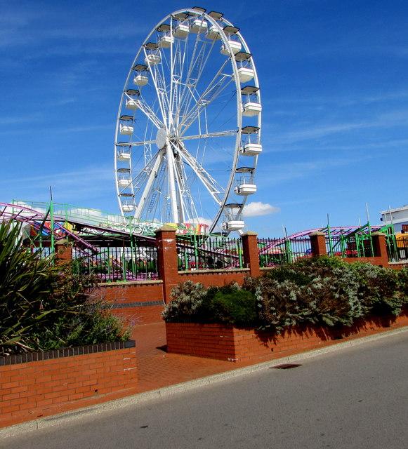 Big Wheel in Barry Island Pleasure Park