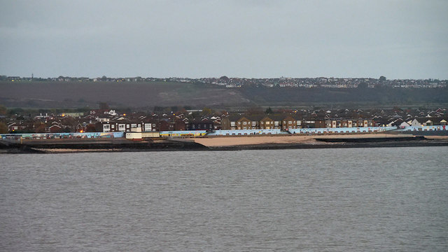 Sea Front and Beach, Canvey Island