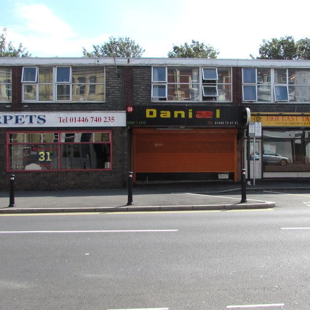 Daniael, Broad Street, Barry