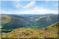 SH7111 : View South from the Minffordd Path by Des Blenkinsopp