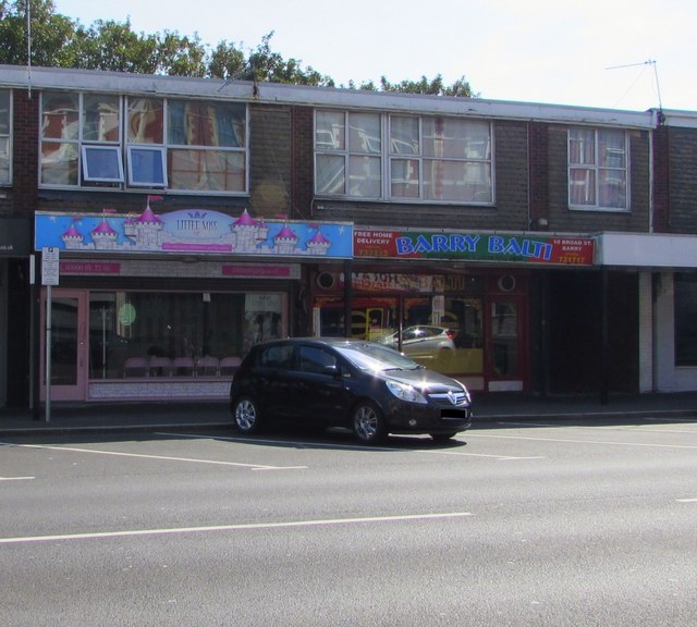 Little Miss VIP shop, 11 Broad Street, Barry